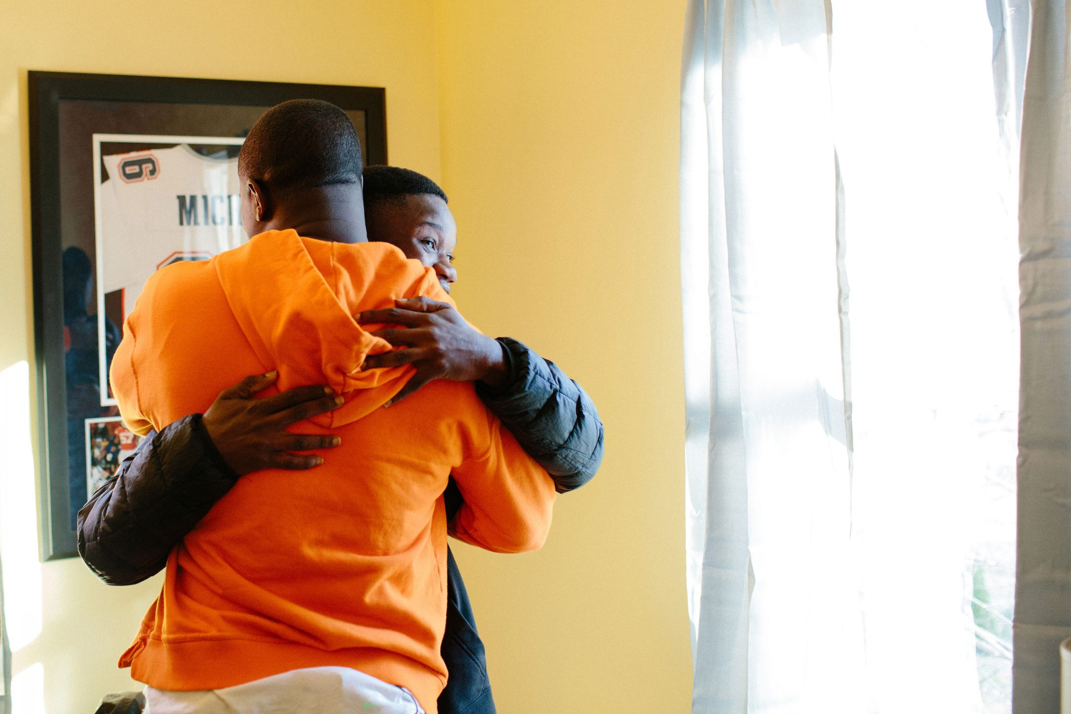 How Northern Bank & Sony Michel Helped A Formerly Homeless Family Move Into Their New Home
