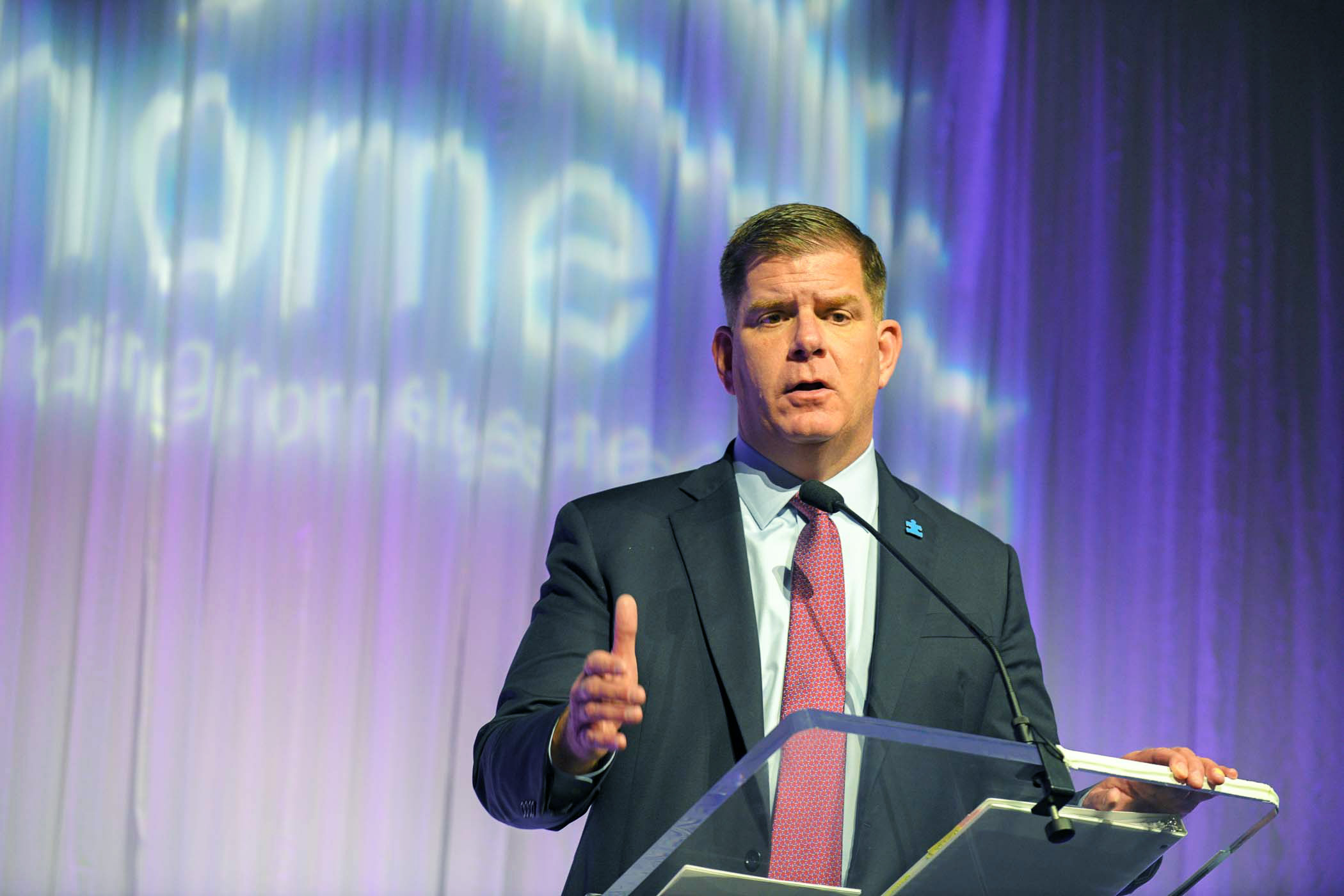 A Message from Mayor Martin J. Walsh